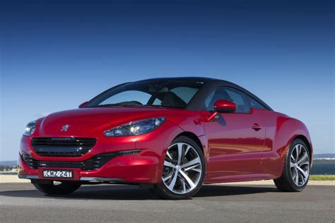 peugeot rcz price peugeot rcz new id higher price for peugeot rcz goauto