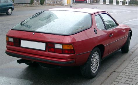 Wiki Porsche 924 by File Porsche 924 Rear 20071231 Jpg Wikimedia Commons