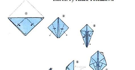 membuat puisi kelinci mira gustina s blog langkah membuat origami kelinci rabbit