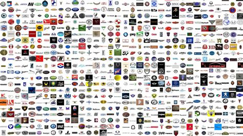 loghi automobilistiche come il nostro cervello elabora i loghi dei brand