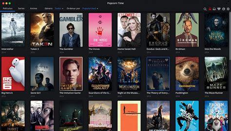popcorn time    mac gratis