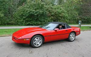 1990 Chevrolet Corvette 1990 Chevrolet Corvette Images Pictures And