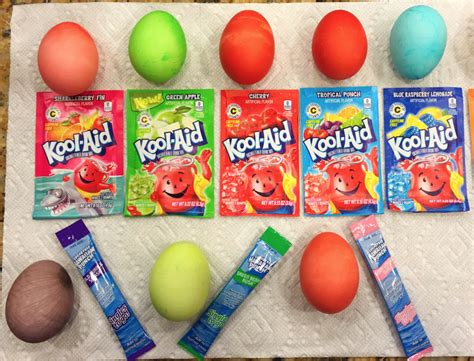 coloring eggs with kool aid how to color easter eggs save money with kool aid plus
