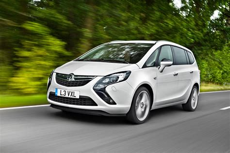 Opel Zafira Review by Vauxhall Zafira Tourer 2012 Photos Parkers