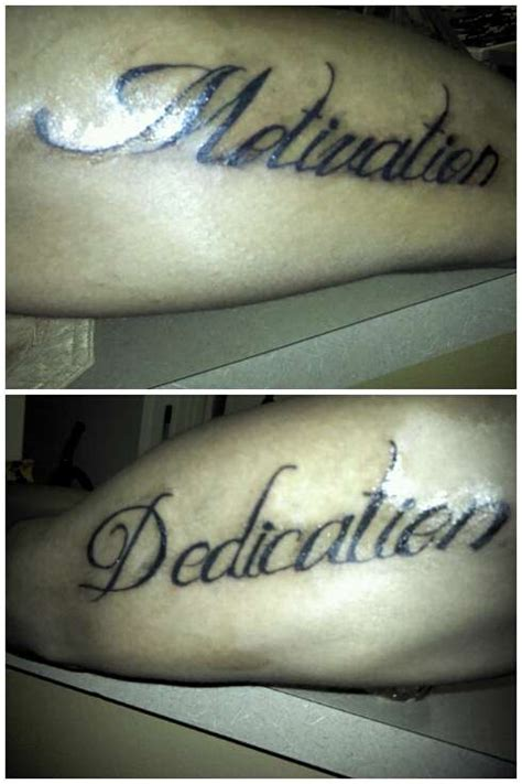 Tattoo Meaning Dedication | dedication tattoo tattoo collections