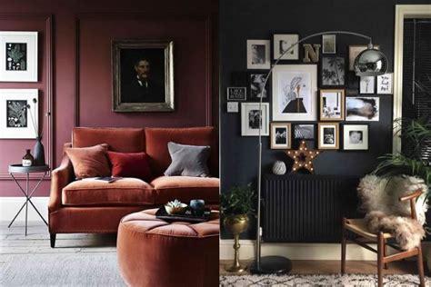 suggerimenti per arredare casa arredare casa con pareti scure