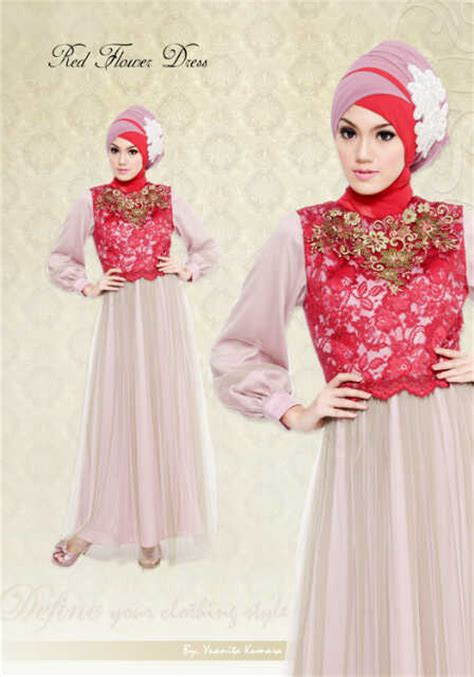 Desain Dress Pesta Muslim | model gaun pesta terbaru hairstylegalleries com
