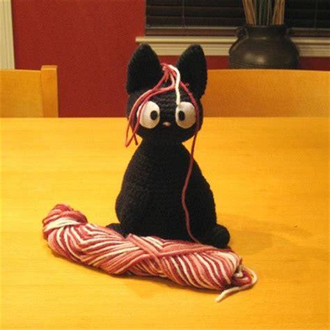 amigurumi jiji pattern free pattern the funny jiji the crochet cat is beyond