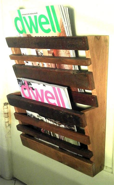 wooden wall magazine rack make of wall mount magazine rack rs floral design