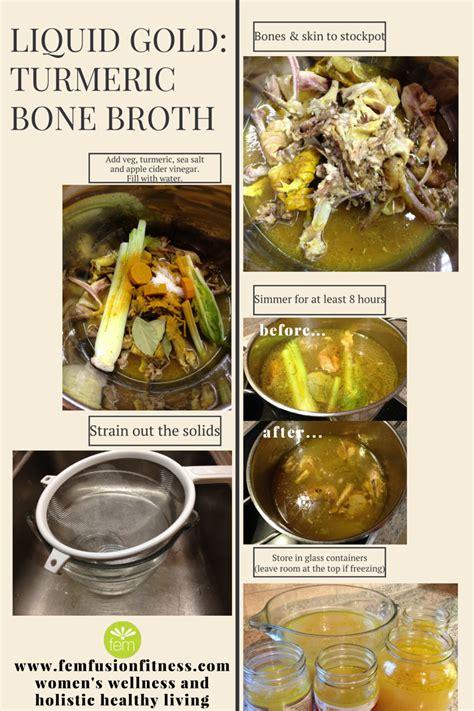 Dr Axe Detox Soup by Turmeric Bone Broth Simple Tom Kha Gai Bone Broth
