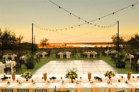 Wedding Venues Central Florida by 5 Outdoor Venues For A Central Florida Wedding