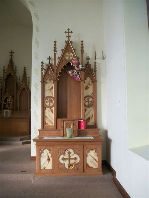 pics for gt catholic home altar designs
