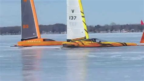 ice boat how to buy an ice boat tetex and most extreme winter sports