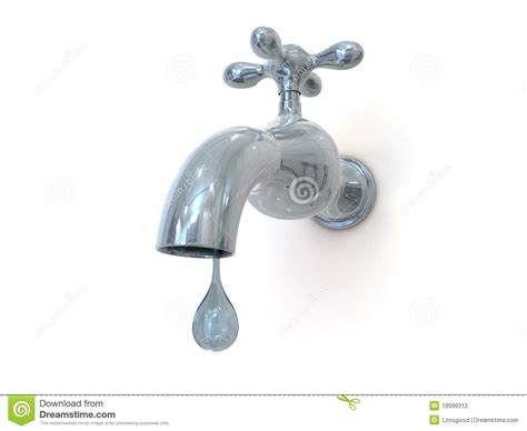 Free Faucet Leaking by Leaking Water Tap Stock Photography Image 19099312