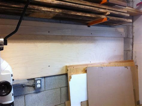 Hanging Cabinets On Concrete Walls by Shop Cabinets Splinters