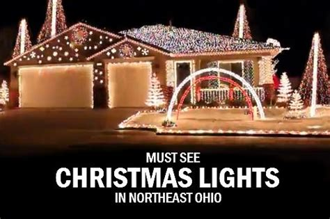 herr s holiday light display 14 best images about christmas in cleveland on pinterest