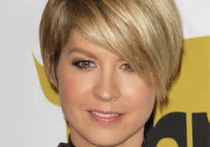 how would you style ear length hair 35 gracious short hairstyles with bangs creativefan