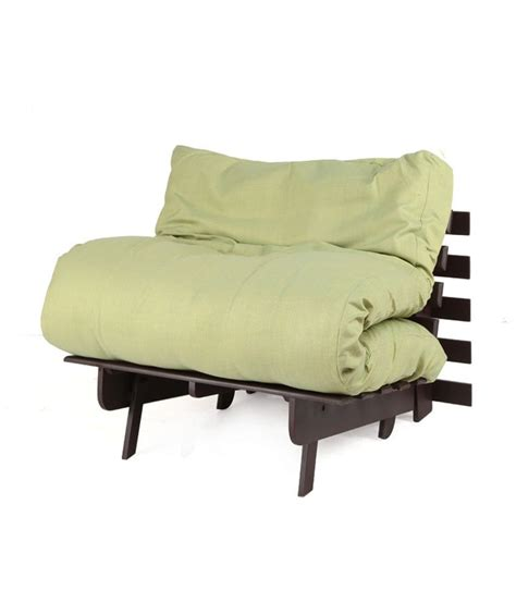 best price futon single futon sofa cum bed with mattress buy online at