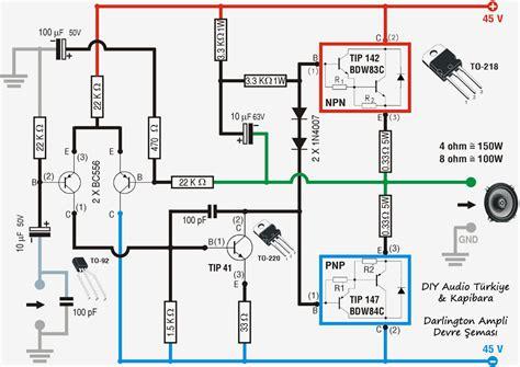 transistor 2n3055 steren amantes da eletr 244 nica simples lificador 100w ou 150w