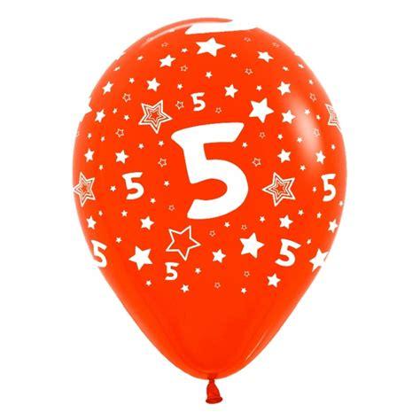 imagenes de cumpleaños numero 18 globos n 250 mero 5 12 quot 30cm en globos con n 250 meros para cumplea 241 os