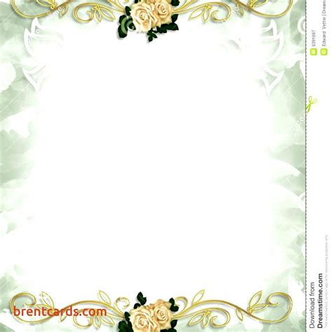 template for wedding cards blank indian wedding invitation cards wedding invitation