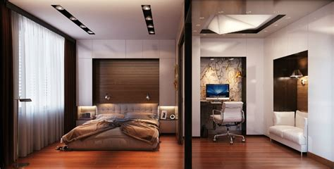 bedroom office 3 distinctly themed apartments 800 square with