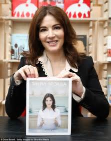 Samsung Turns You Into Nigella Lawson With The Dual Cooking Oven by Nigella Lawson In Two Suit At Fashion And Culture