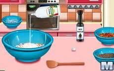 juegos de cocina con sara pizza cocina con sara pizza casera macrojuegos