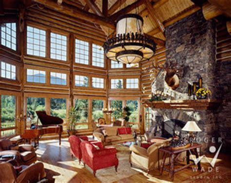 awesome log home interior interior log home open floor mi casa ideal parker morris