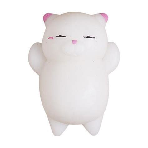 squishy cat squishy cat stress reliever meowaish