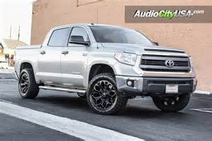20 Toyota Tundra Wheels 2016 Toyota Tundra 20 Quot Fuel Wheels Assault D576 Gloss