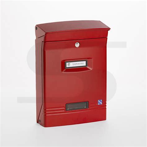 cassetta postale silmec cassetta postale gioiosa silmec
