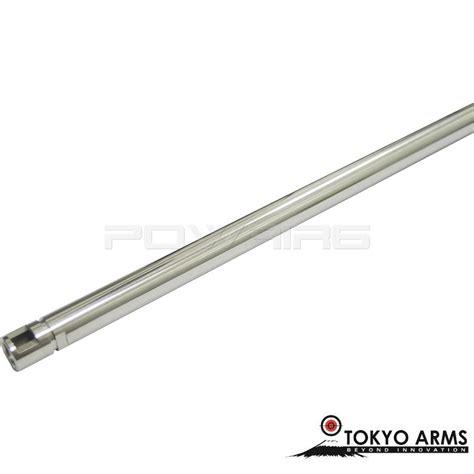 Tokyo Arms Vsr 10 Bar 10 Stainlesssteel Inner Barrel 601 430mm tokyo arms 6 01mm stainless steel inner barrel for vsr 10