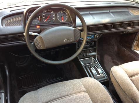 1983 audi 5000s german cars for sale