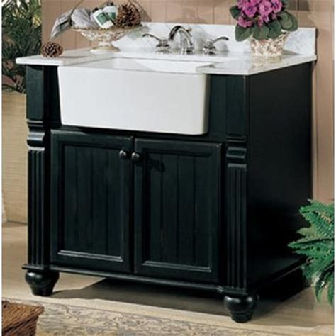 bathroom vanity with farmhouse sink farmhouse sinks in the bathroom abode