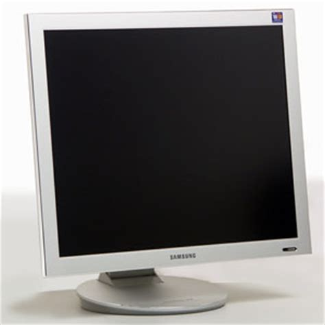 Monitor Lcd Samsung Syncmaster 733nw lcd samsung syncmaster 193p