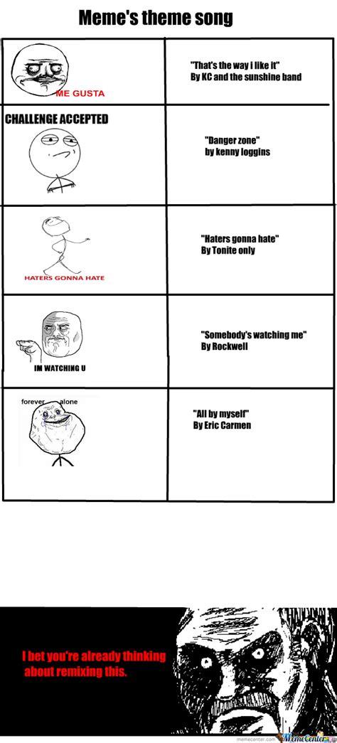 Meme Song