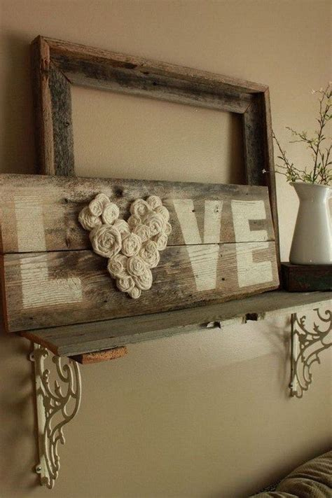 25 best ideas about rustic wood crafts on diy