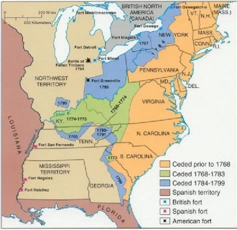 american lands cession map 2015