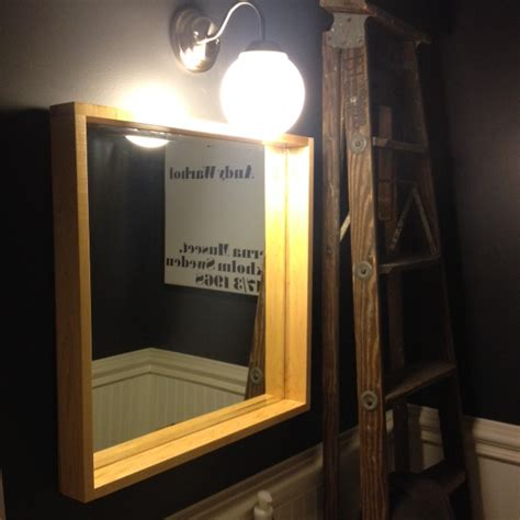 87 made to measure bathroom mirror a premium quality diy shadowbox mirror storefront life
