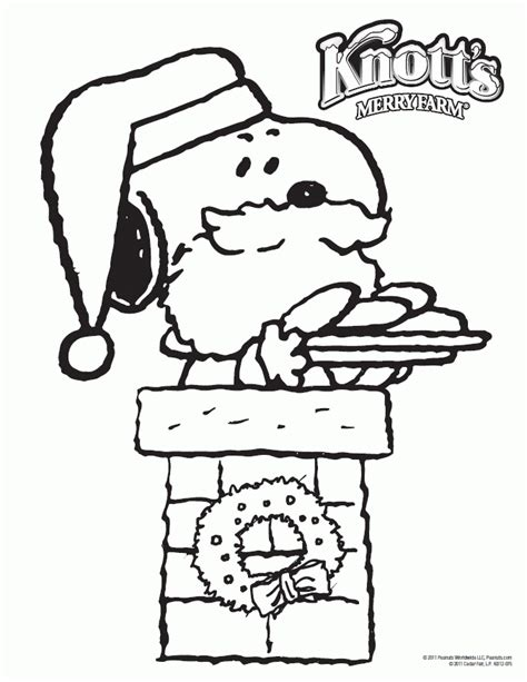 snoopy and woodstock christmas coloring pages coloring home