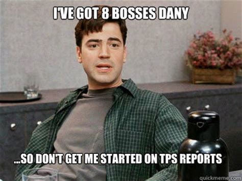 Office Space Tps Reports Tps Report Meme