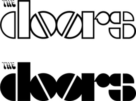 The Doors Logo by Logo Vectors Free Page 11