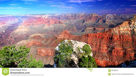natural wonders of the united states grand canyon national park stock photo image 66538678