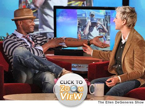 taye diggs tattoos taye digg gets inked for toofab
