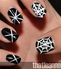 Easy Halloween Nail Art Designs  LONG HAIRSTYLES
