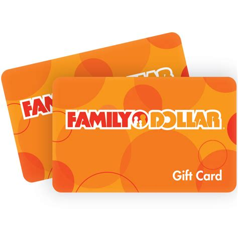 20 Dollar Gift Card - enter to win a 20 family dollar gift card
