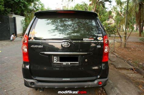 Wiper Belakang Mobil Avanza Asli dijual mobil toyota avanza g at 2010