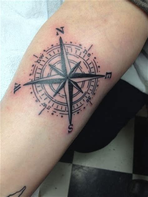 compass tattoo inner arm 50 best compass tattoo designs and ideas tattoos me