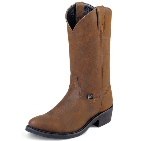 mens leather boots cheap save store cheap justin s boots leather